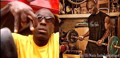 Nzua Muzangalla renova contrato com a Thug 09