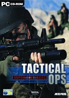 Изображение для Tactical Ops: Assault On Terror (2002) [PC, Linux] (кликните для просмотра полного изображения)