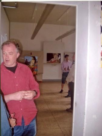 Opening Hamburg, PETER KAISER, 2007