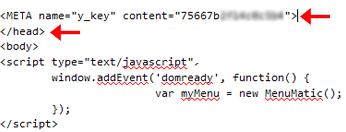 Pasang Kode Verifikasi di Wordpress