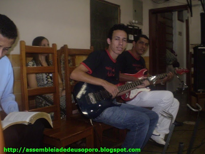 Músicos Min.Louvor Adonay