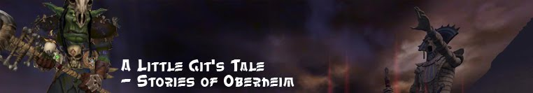 A little git's tale - Stories of Oberheim