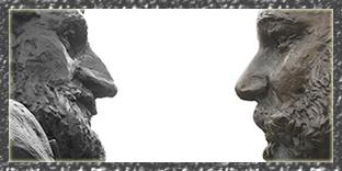 Moynier-Deux hommes très différents mais qui vont dans la même direction : créer LA CROIX ROUGE