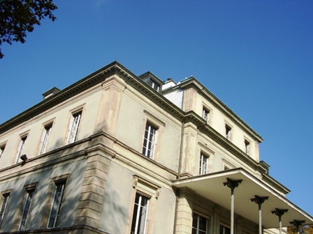 Villa Moynier 2007.