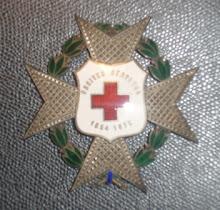 Médaille de Gustave Moynier