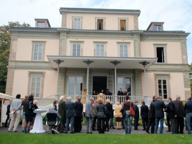 La villa Moynier rénovée