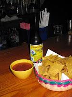 Zócalo's chips & salsa