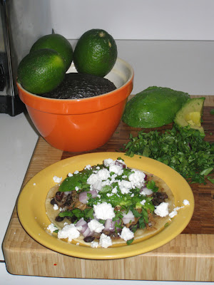 Top with crumbled queso fresco