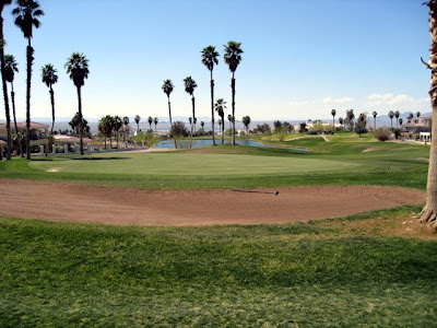 London Bridge Golf Club, Lake Havasu, Arizona