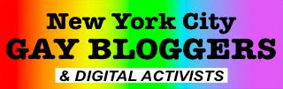 NYC Gay Blogger logo