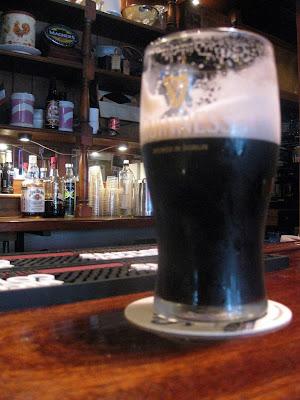 Pint O'Guinness