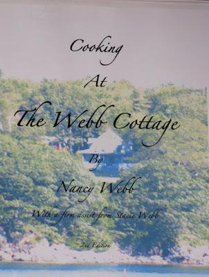 The Webb Cottage cookbook.