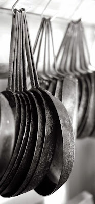 Kitchen pans - The Nut Tree