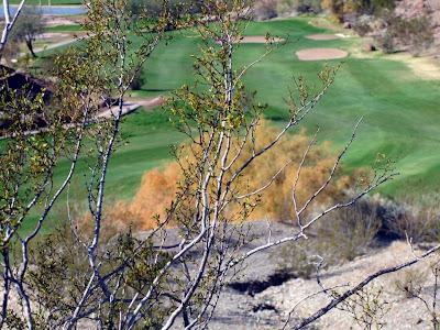 Emerald Canyon Golf Course - Hole 7