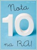 EU MEREÇO NOTA 10!