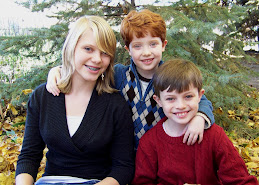 Ammon with his sister and brother