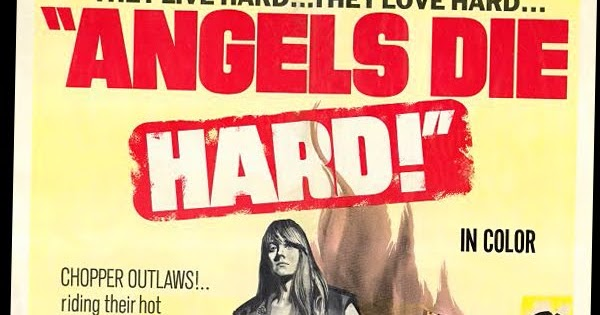 Hells Angels 69 - movie POSTER (Style D) (11 x 14