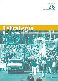 Estrategia Internacional N 26