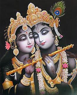 Krishna y Radha 2