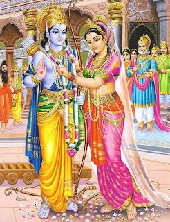 Rama y Sita  2