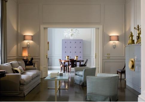 Le case di napoli bibbovintage for Corso interior design napoli