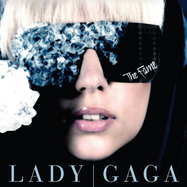lady gaga glasses the fame
