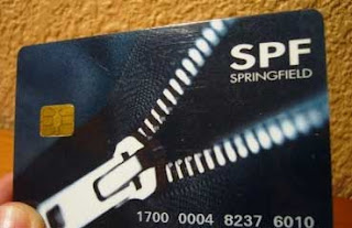 La tarjeta de Sprinfield es un timo