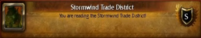 The Stormwind Trade District