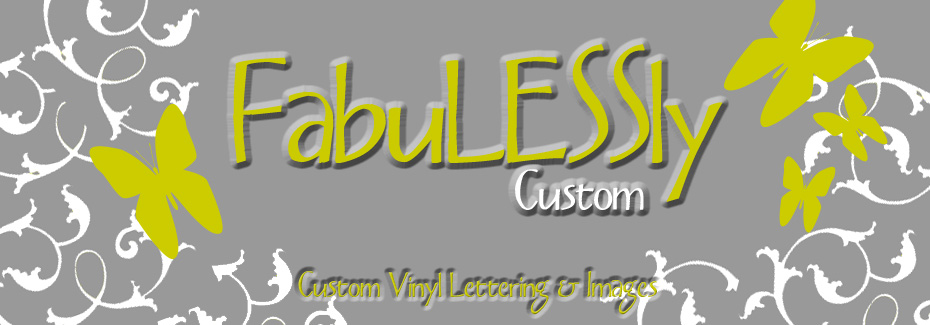 FabuLESSLY Custom