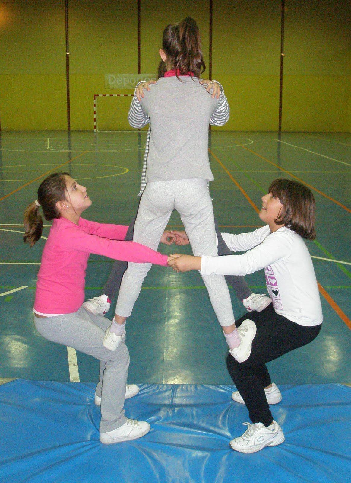 escuela de gimnasia: