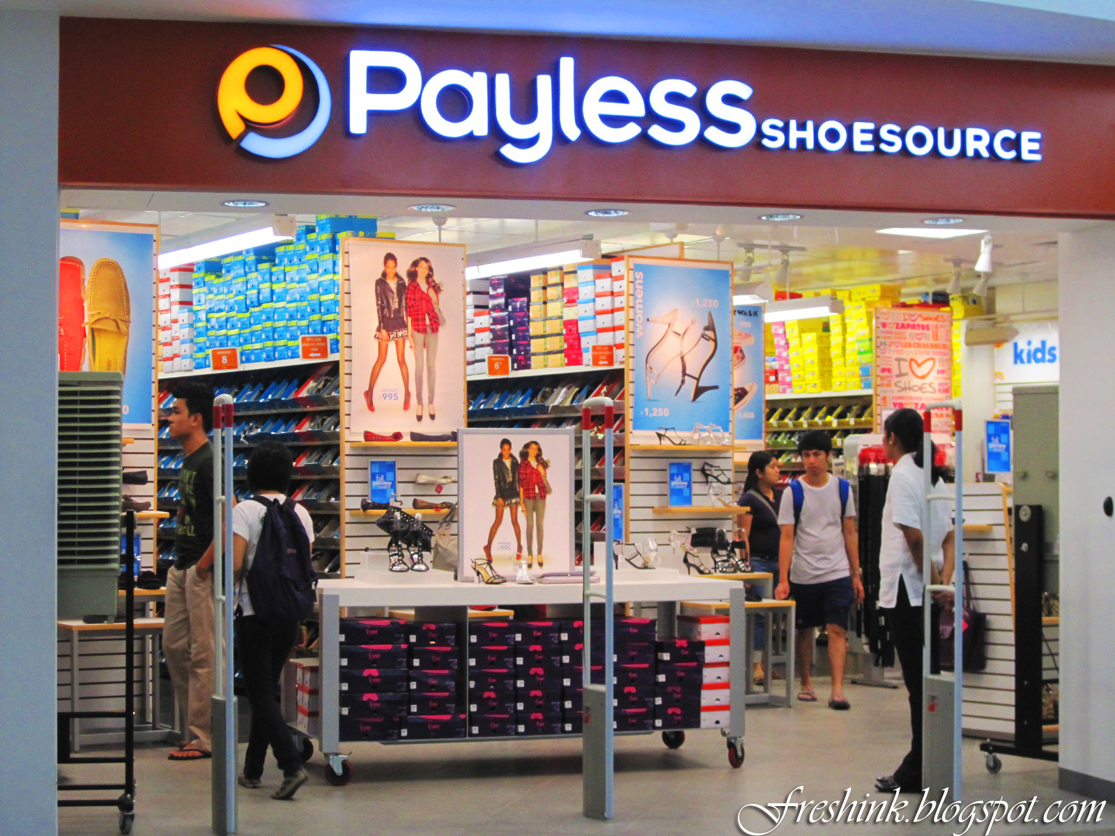 payless shoes stores