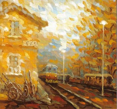 La estación.Bruno Carati