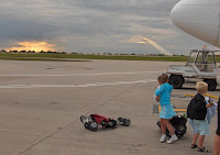 3-Bajando del avión