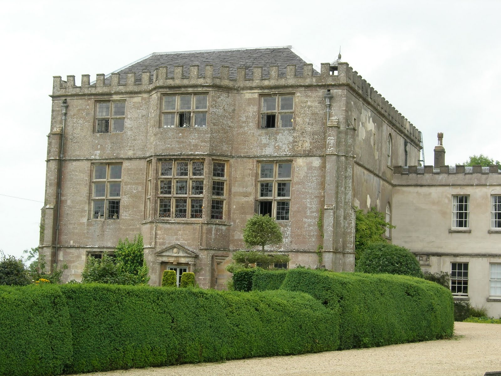 A Restored Hunting Lodge In Gloucestershire By Blue Badge Tour Guide