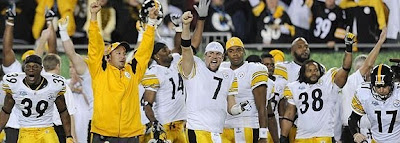 Pittsburgh Steelers, Ben Roethlistberger