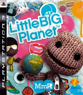 Little Big Planet, juega, crea, comparte .