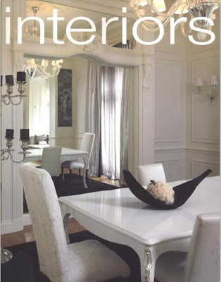 Interiors magazine / Barlas Baylar editorials