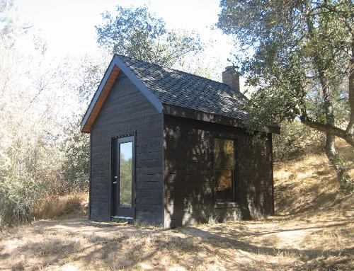 James Benning | Henry David Thoreau Cabin