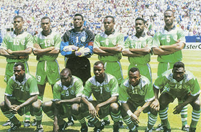 Argentina And Nigeria - Twelve Years On