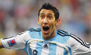 Madrid Want Di María - Report