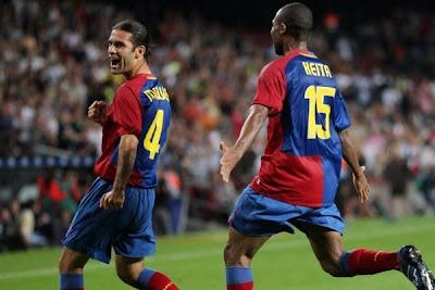 Bullish Barça make winning start