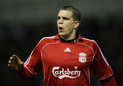 Daniel Agger - Liverpool