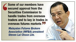 Trade option exemption cftc