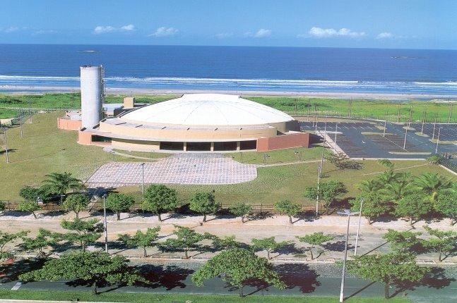 PARTICIPAÇÃO NA EQUIPE DO PROJETO  ARQUITETÔNICO DO CENTRO DE CONVENÇÕES DE ILHÉUS - BAHIA