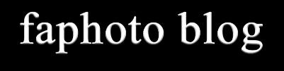 faphoto blog