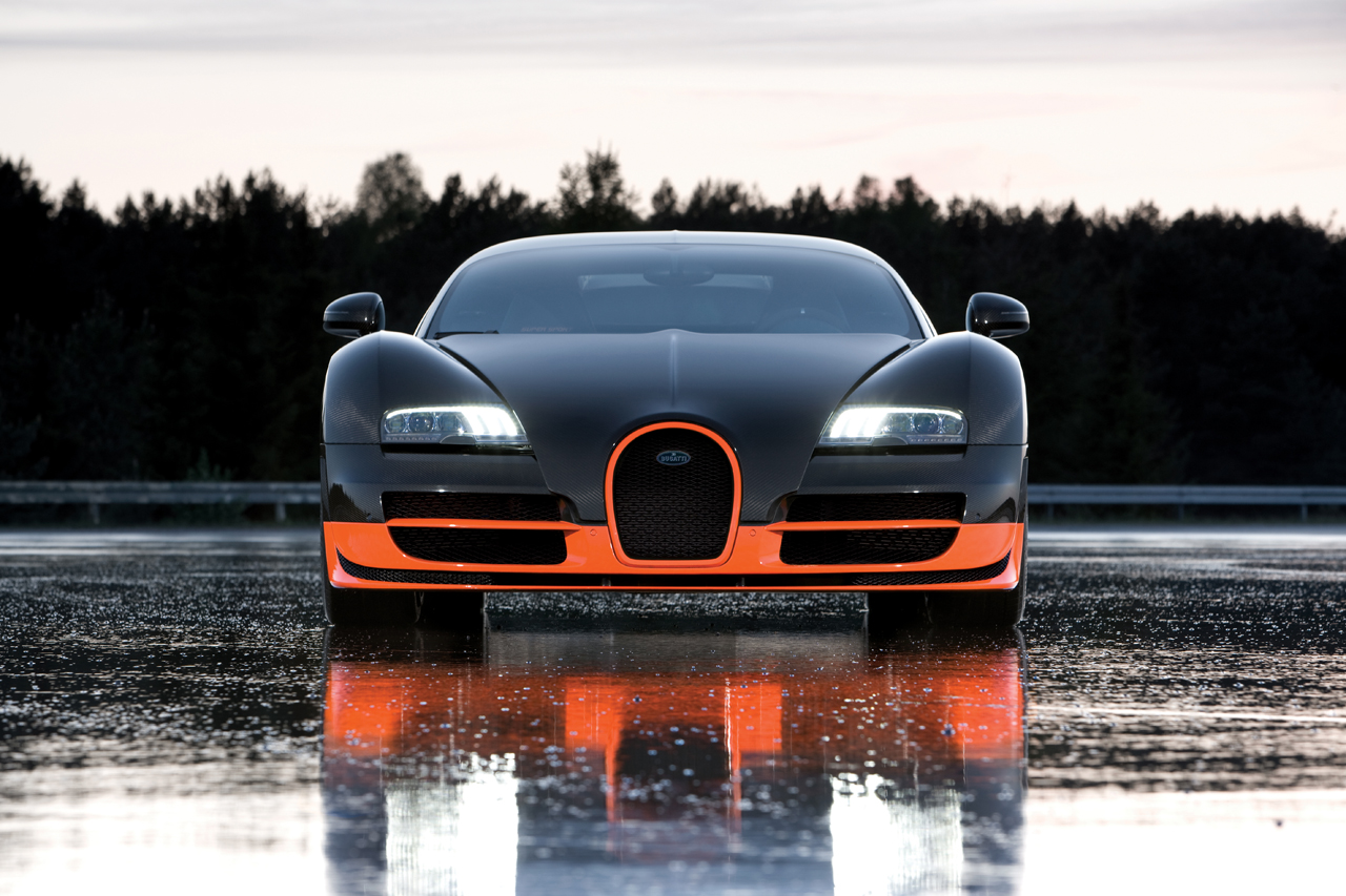 Top Gear claims involvement in new record setting Bugatti Veyron