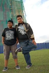 saya bersama s/u kk 2010