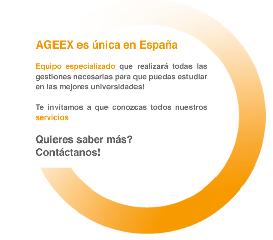 AGEEX es única en España