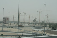 Dubai - 20% of world's active cranes