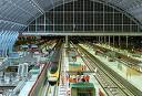 St Pancras Station - Eurostar